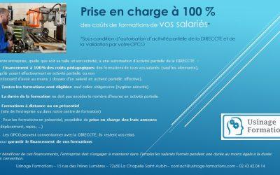 Calendrier formation Inter-entreprise 2020